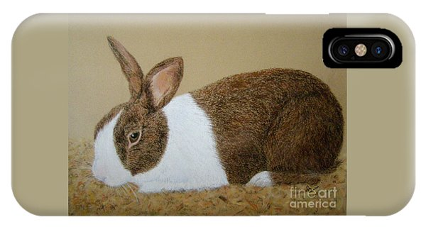 Les's Rabbit IPhone Case