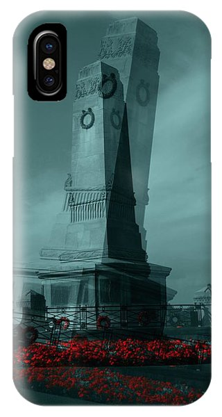 Lest We Forget. IPhone Case