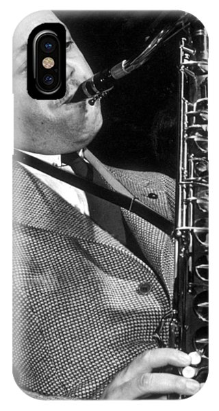 Lester Young  IPhone Case