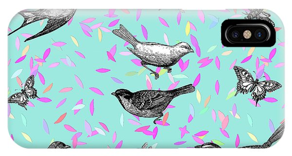 Let It Fly IPhone Case