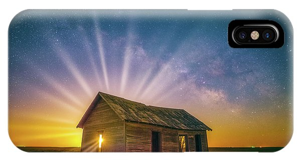 IPhone Case featuring the photograph Let Your Light Shine by Darren White