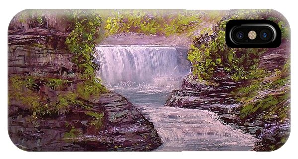 Letchworth State Park IPhone Case