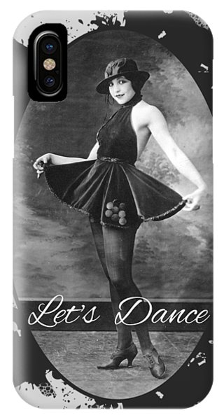 Lets Dance IPhone Case