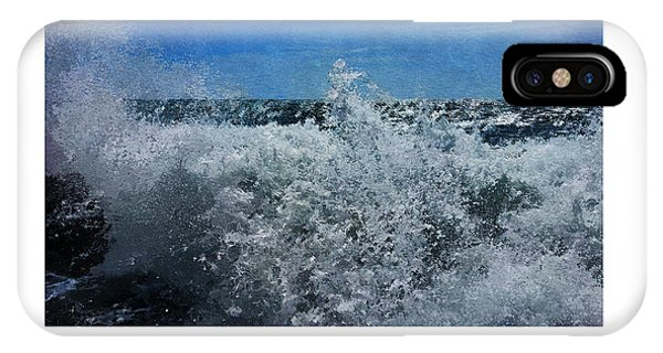 Levant Spray IPhone Case