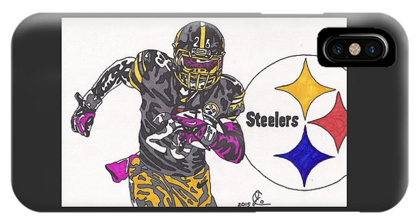 Le'veon Bell 2 IPhone Case