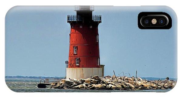 Lewes Lighthouse IPhone Case
