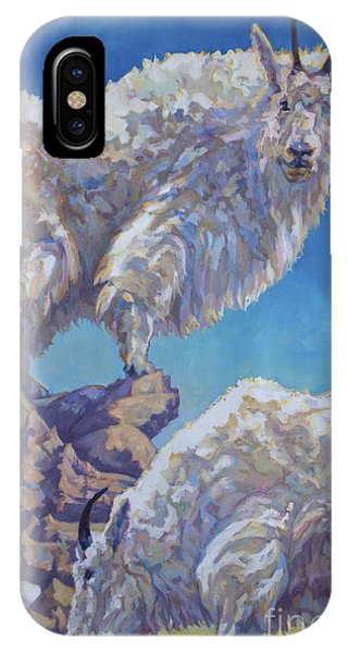 Lewis An Clark IPhone Case