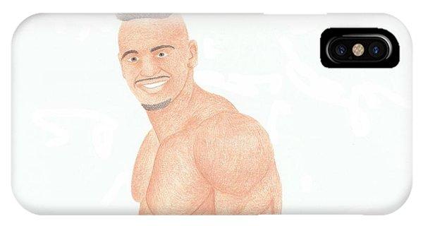 Lex Griffin IPhone Case