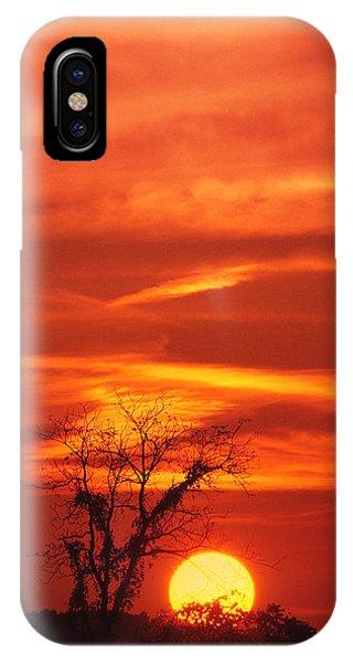 Lexington Sunset IPhone Case