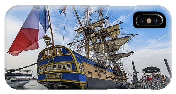 Lhermione IPhone Case