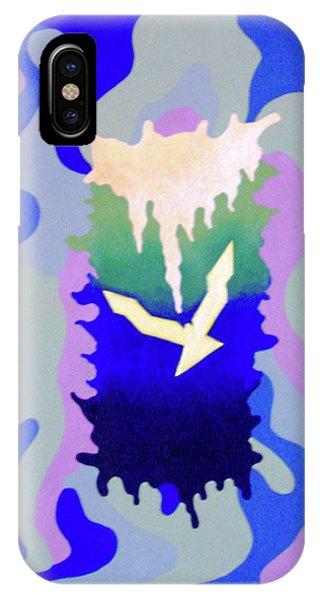 iPhone Case - Liberty by Arides Pichardo