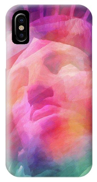 Liberty Pop IPhone Case