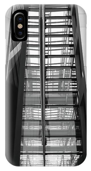 Library Skyway IPhone Case