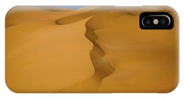 Libya Dunes IPhone Case