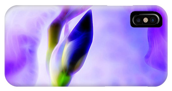 Alive iPhone Case - Life Begins by Krissy Katsimbras