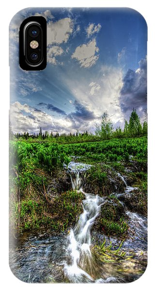 Life Giving Stream IPhone Case