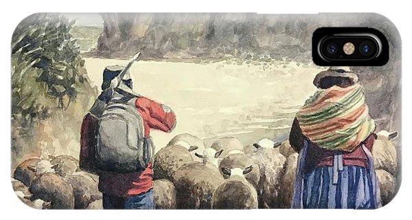 Life In Peru IPhone Case