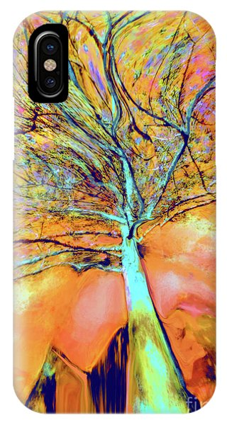 Life In The Trees IPhone Case