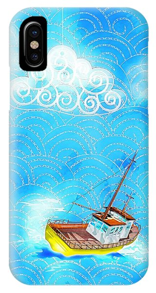 Life Is A Great Adventure IPhone Case