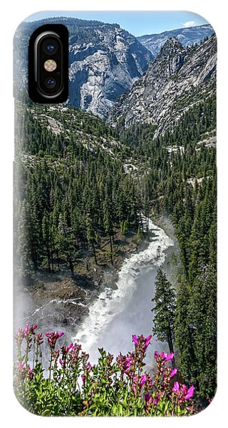 Life Line Of The Valley IPhone Case