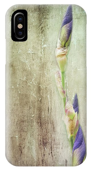 Life Of A Bud IPhone Case