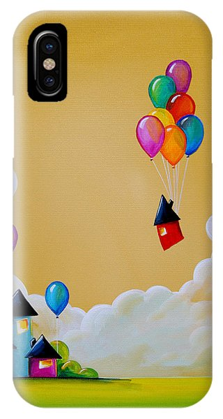 Imagination iPhone Case - Life Of The Party by Cindy Thornton