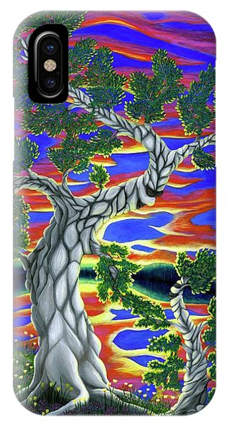 Life Of Trees IPhone Case