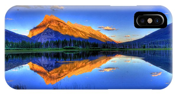 Sunset iPhone Case - Life's Reflections by Scott Mahon
