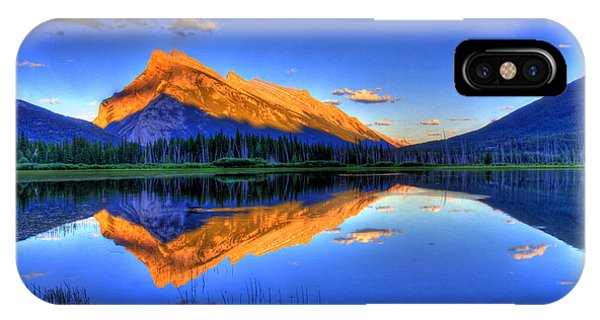 Life's Reflections IPhone Case