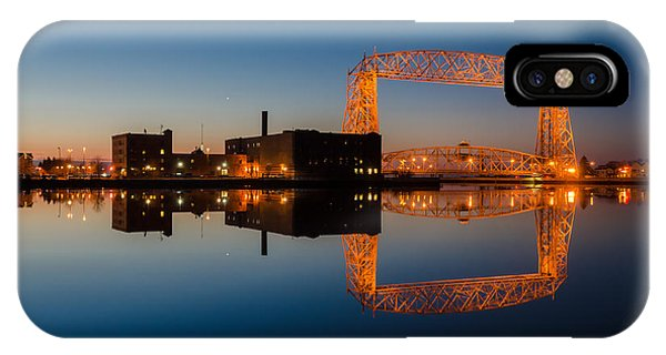 Lift Bridge IPhone Case