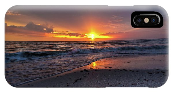 Light Along The Shore IPhone Case
