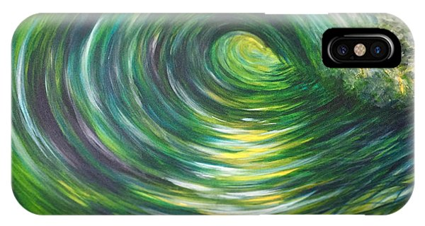 Light At The End Of The Tunnel IPhone Case