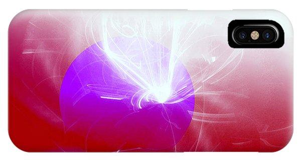 Light Emerging IPhone Case
