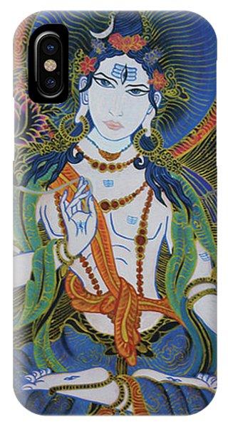 Light Giving Shiva  IPhone Case