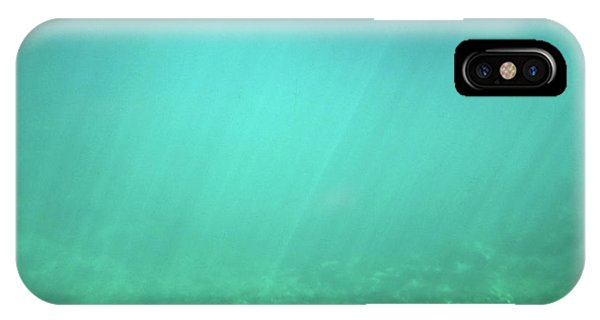 IPhone Case featuring the photograph Light In The Water by Francesca Mackenney