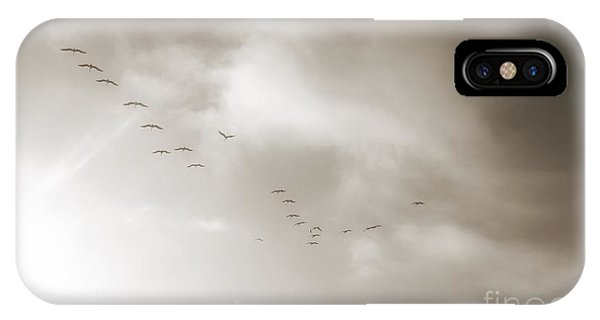Light Just Ahead  IPhone Case
