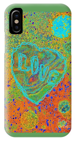 Light Love By Jasna Gopic IPhone Case