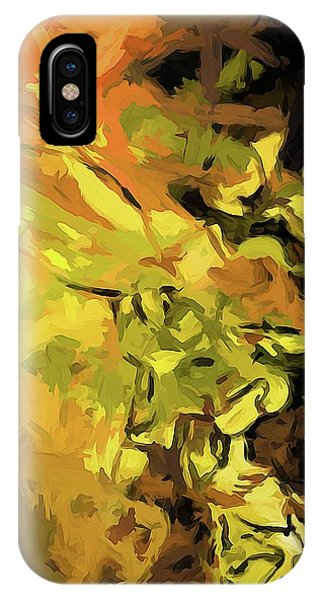 Light Of Gold IPhone Case
