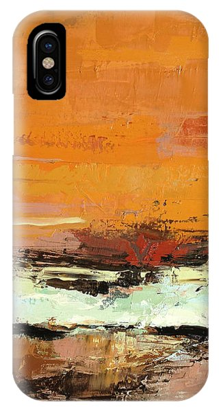 Light On The Horizon IPhone Case