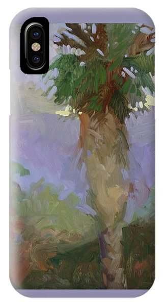 Light On Yonder Hill  IPhone Case