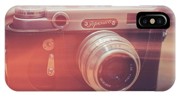 Cameras iPhone Case - Light by Ondrej Supitar
