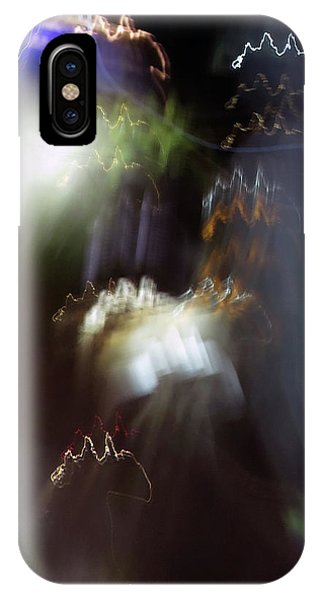 Light Paintings - No 4 - Source Energy IPhone Case