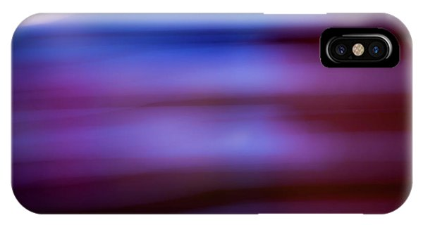 Violet Dusk IPhone Case