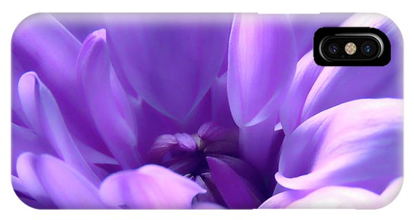 Light Purple Beauty IPhone Case