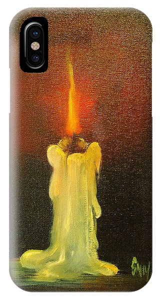 Light The Way Phone Case by Sally Seago