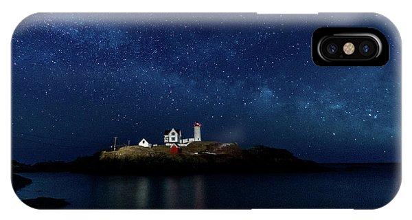 Light Up Nubble Lighthouse IPhone Case