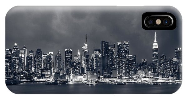 Light Will Drive Out Darkness IPhone Case