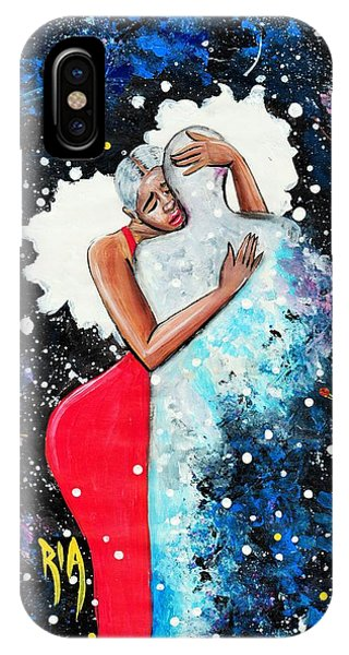iPhone Case - Light Years For Love by Artist RiA