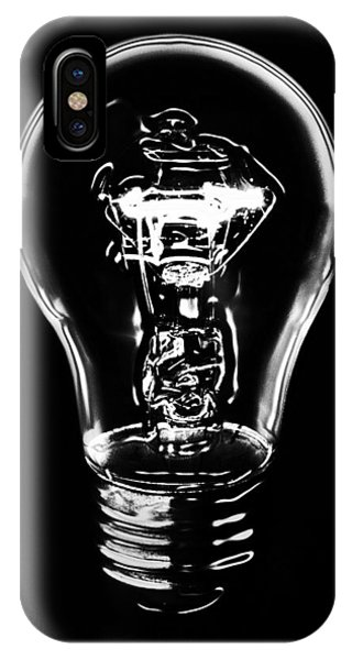 Lightbulb IPhone Case