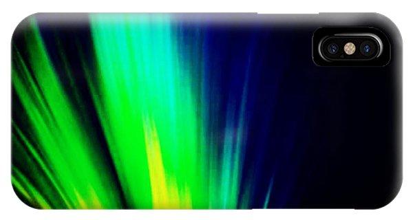 Lightburst IPhone Case